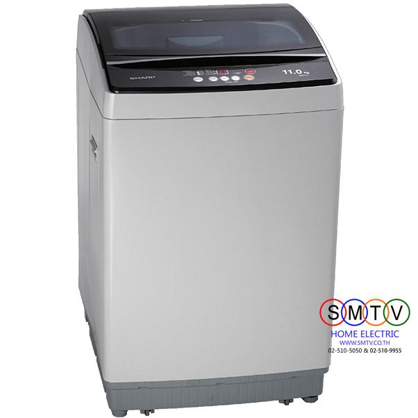 เครื่องซักผ้าฝาบน SHARP รุ่น ES-W119T.SL