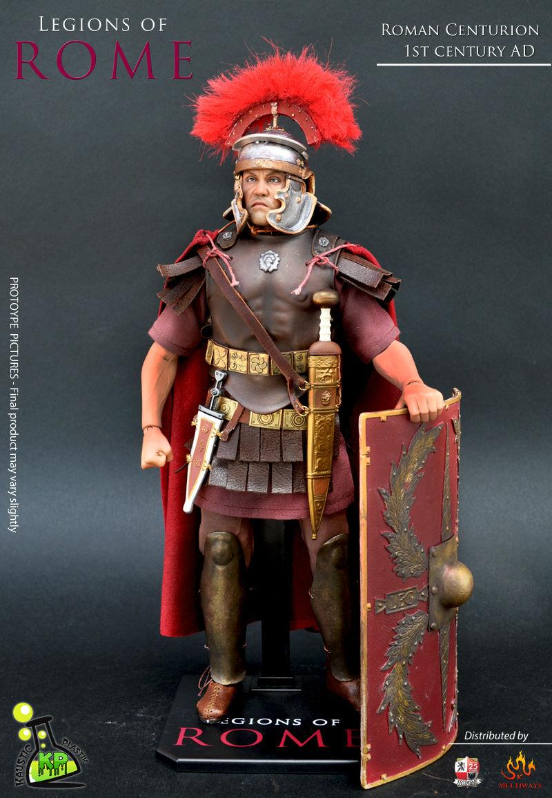 Kaustic Plastik KP14 The Romans - Centurion