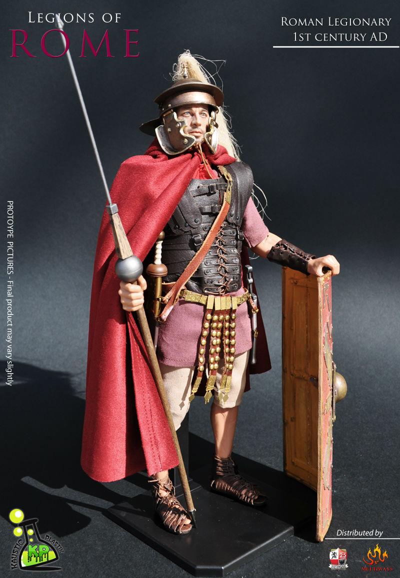 Kaustic Plastik KP15 The Romans - Legionary