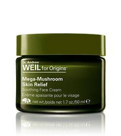 """**พร้อมส่ง**Origins Dr. Andrew Weil for Origins Mega-Mushroom Skin Relief Soothing Face Cream 50 ml. ครีมบำรุงผิวเสริมความรู้สึกแข็งแรงและช่วยลดริ้วรอย มีส่วนผสมเหมาะสำหรับการดูแลผิวพรรณอย่างเป็นธรรมชาติผสานสารสกัดกรรมชาติ """"Signature Six"""" ซึ่งประกอบด้วย H"""
