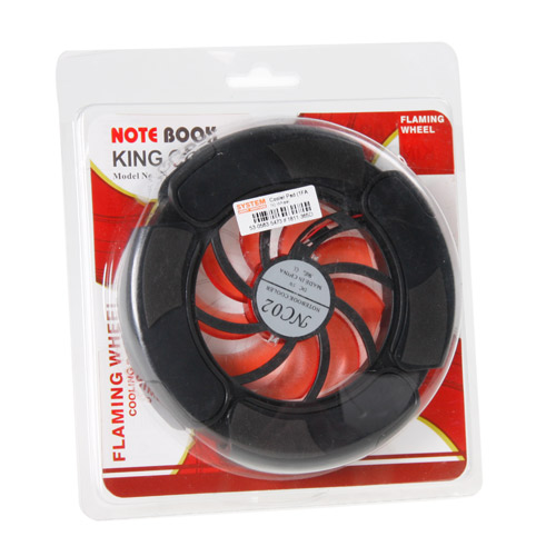 Cooler Pad Wheel (1Fan)