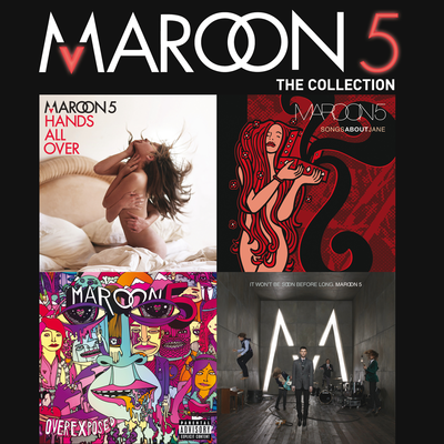 iTunes The Collection Maroon 5