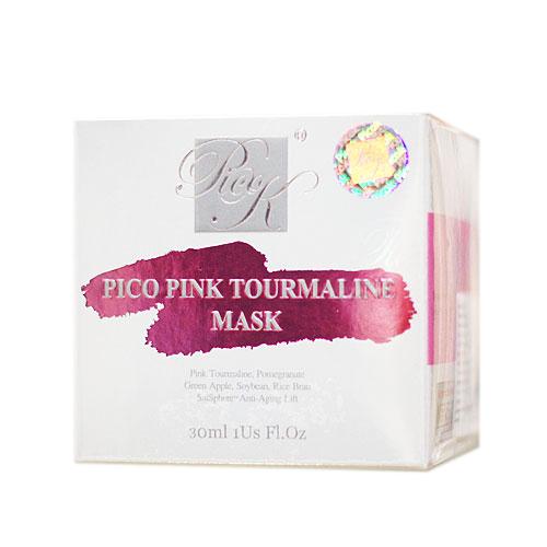 Pico Pink Tourmaline Mask พิโกะ พิงค์ ทัวร์มารีน มาส์ค ผิวขาว อมชมพู สุขภาพดี