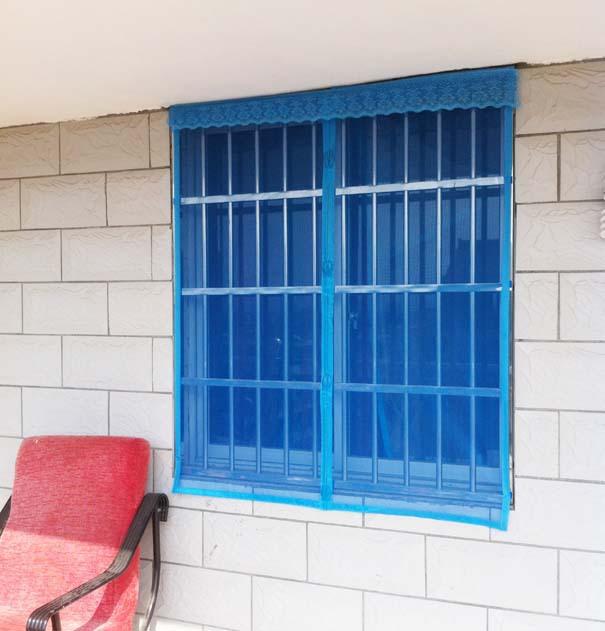 ม่านหน้าต่างแบบหนา 180*150