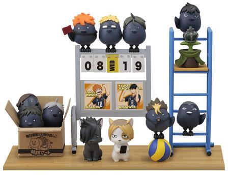 Haikyuu!! Mannen Scoreboard Diorama Calendar(Pre-order)