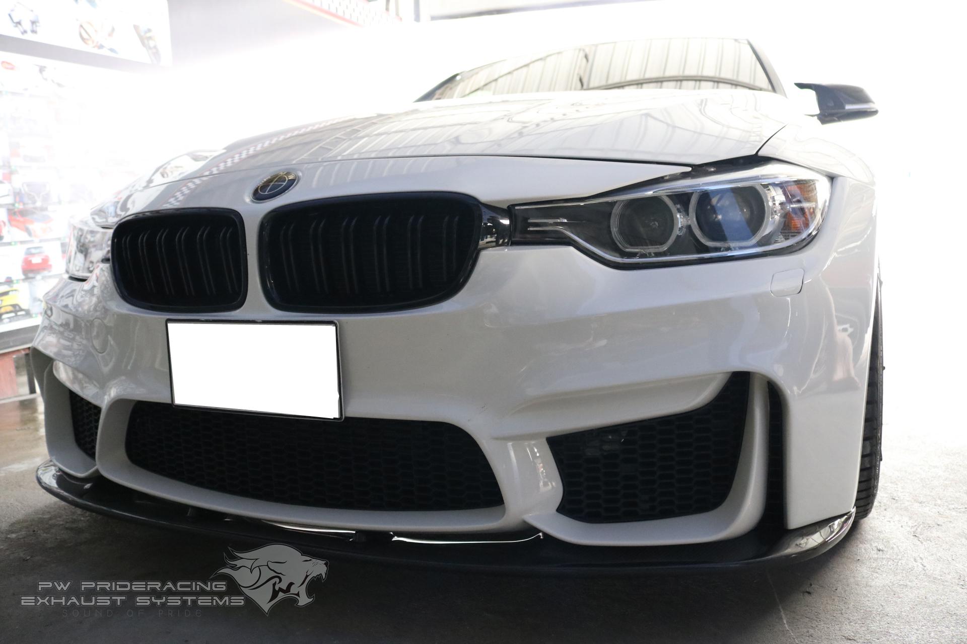 ชุดท่อไอเสีย BMW F30 320i