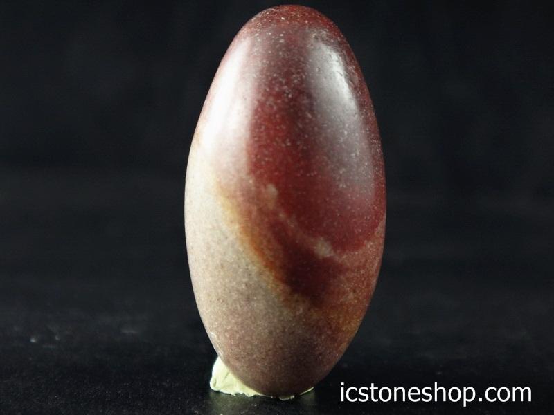 ▽ศิวลิงค์คัม หรือหินพระศิวะ หินศักดิ์สิทธิ์จากอินเดีย (8g)