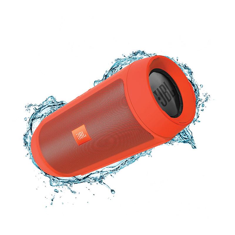ลำโพงพกพา JBL Charge 2+ Bluetooth Speaker (Orange)