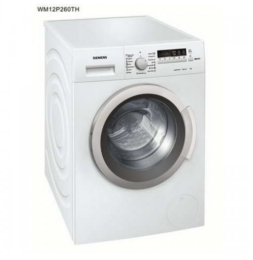 เครื่องซักผ้าฝาหน้า 7kg SIEMENS WM10E262TH