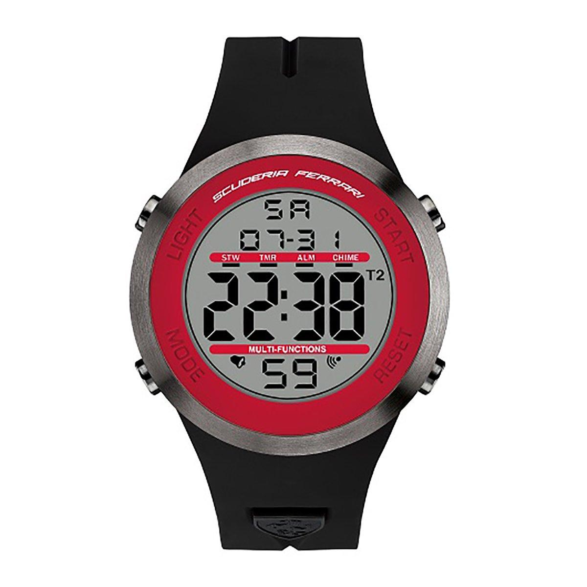 นาฬิกาผู้ชาย Ferrari รุ่น 0830371, Scuderia Ferrari