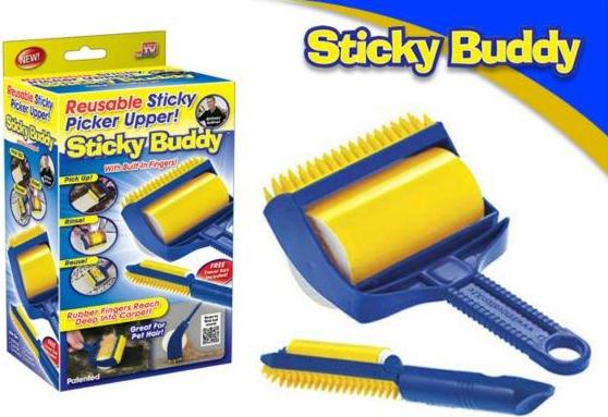 แปลงทำความสะอาดอเนกประสงค์Sticky Buddy