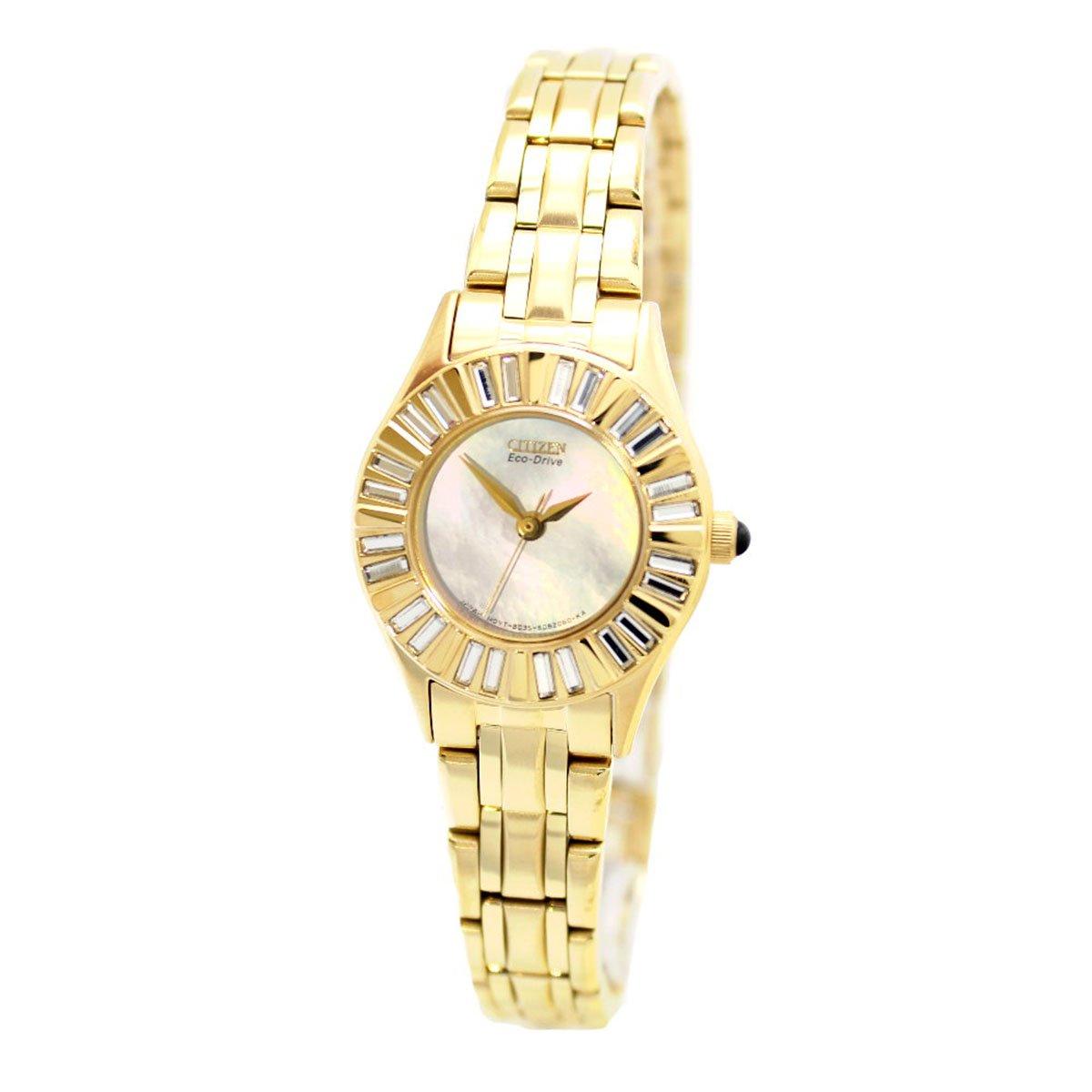 นาฬิกาผู้หญิง Citizen Eco-Drive รุ่น EW5376-54D