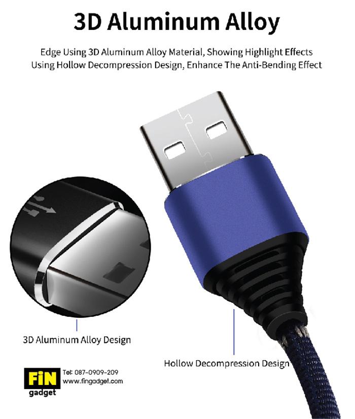 สายชาร์จ Joyroom S-L316 Micro USB