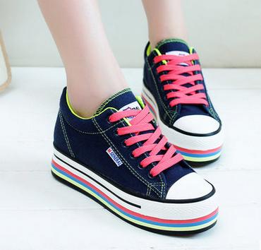 รองเท้าผ้าใบMGENERALสไตล์เกาหลี