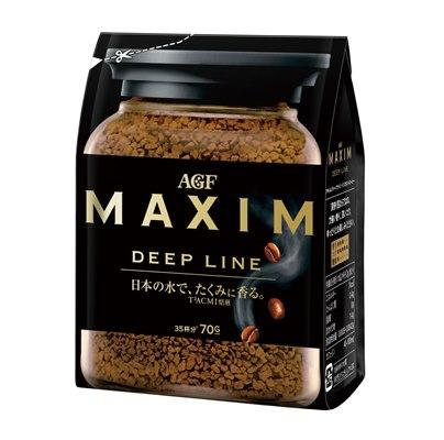 MAXIM กาแฟสำเร็จรูปซองสีดำ 70 กรัม (ชงได้ประมาณ 35 แก้ว)