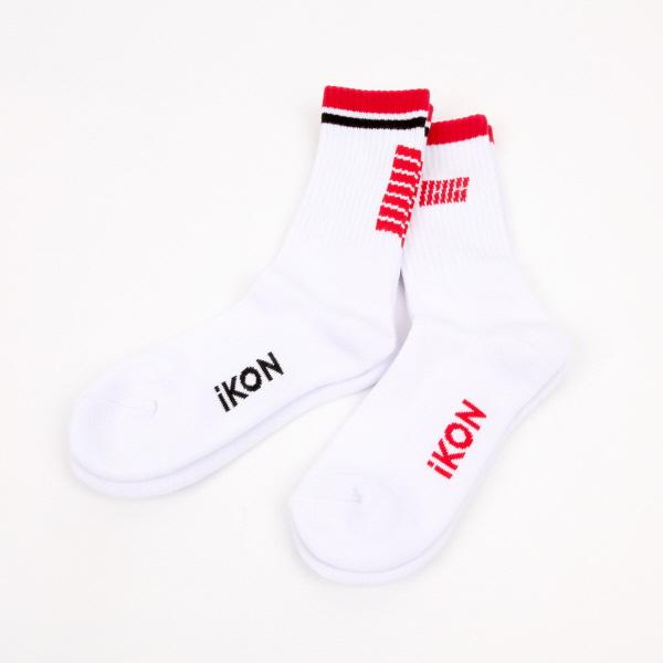 """[PRE-ORDER] iKON - DEBUT CONCERT [SHOW TIME] """"SOCKS SET"""""""