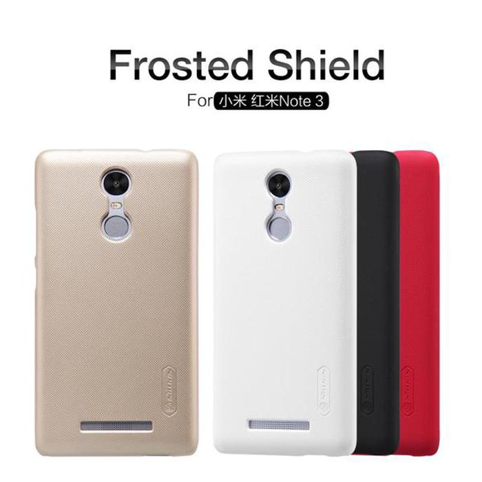 เคสแข็ง Nillkin Frosted Shield Xioami Note 3 ครอบหลัง สีขาว