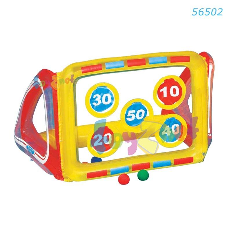 Intex เกมส์โยนลูกบอลเข้าโกล รุ่น 56502