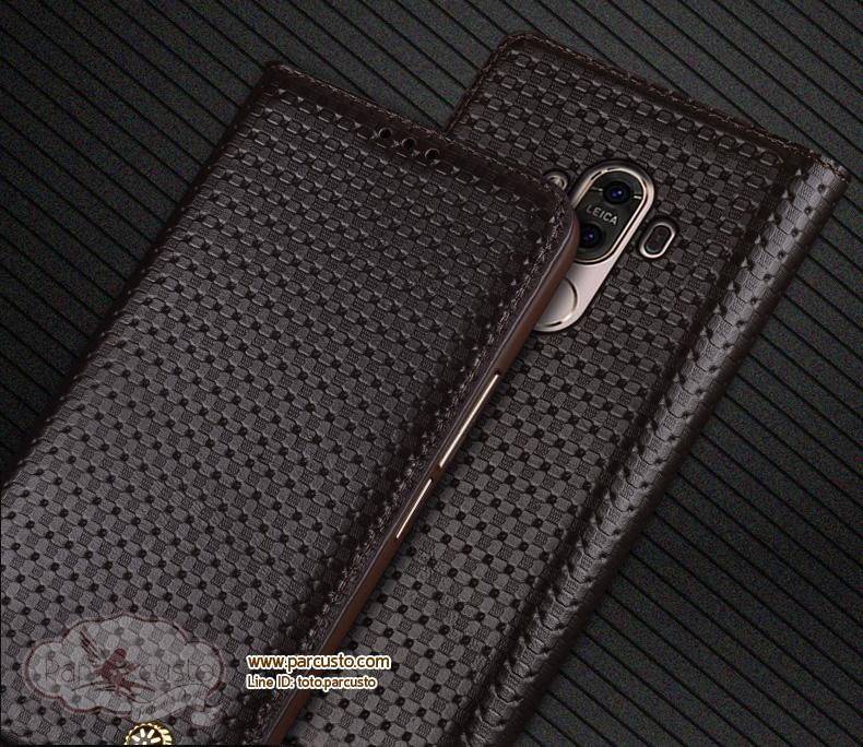 เคสหนังแท้ Huawei Mate 9 จาก Wobiloo [Pre-order]