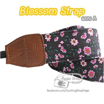 สายคล้องกล้อง Blossom Strap แบบ A (Pre Order)