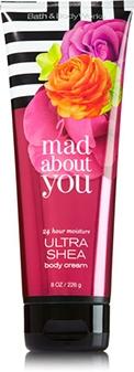 Bath & Body Works Ultra Shea Body Cream 226g. #MAD ABOUT YOU