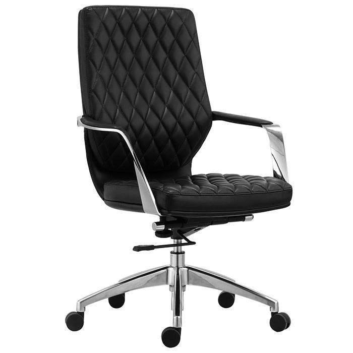เก้าอี้ผู้บริหาร พนักพิงต่ำ KRISTER. PL-525L