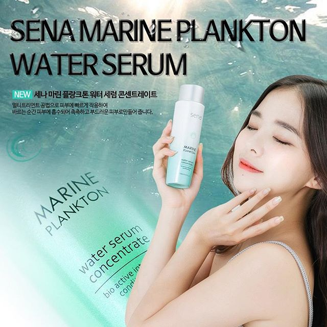 Sena Marine Plankton Water Serum Concentrate 150ml.