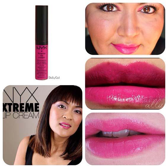 Nyx Xtreme Lip Cream #01 Dolly Girl