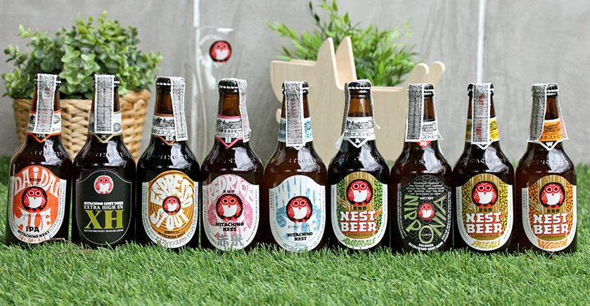 ขายส่งเบียร์นกฮูก Hitachino ขั้นต่ำ 3 ลัง