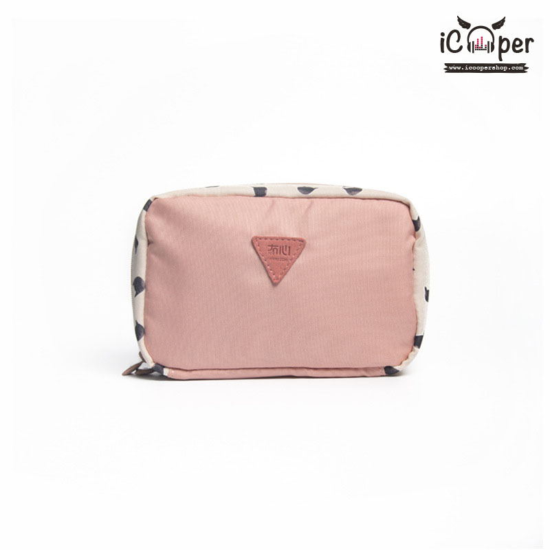 MAOXIN Cosmetic Bag - MX-1 (Pink)