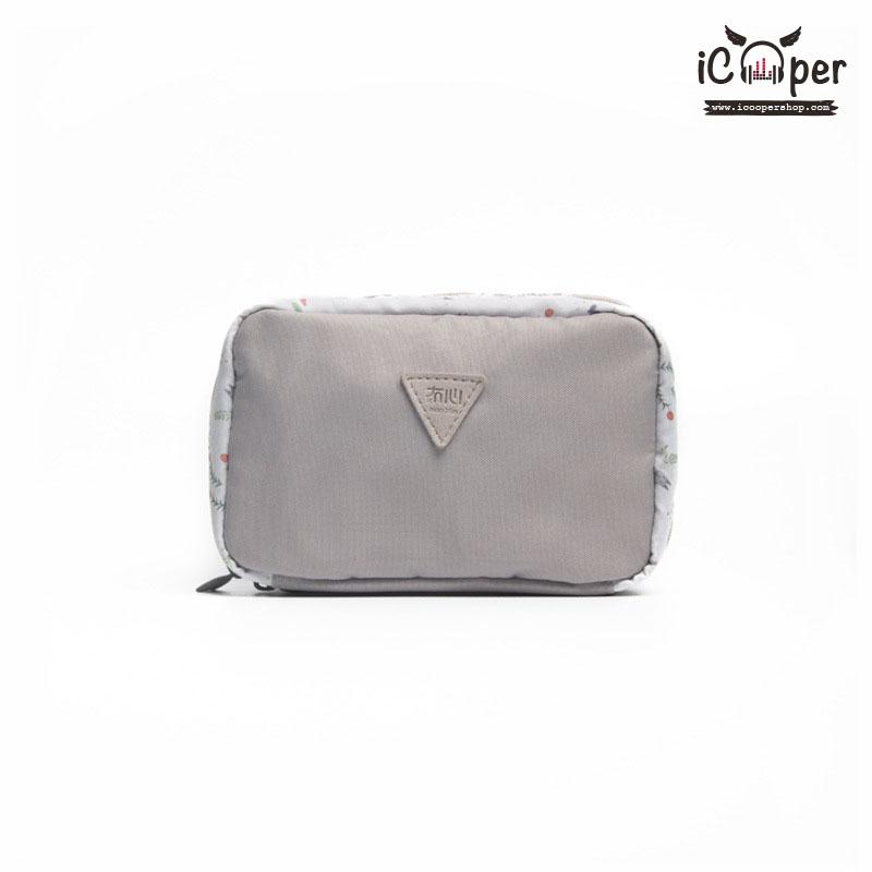 MAOXIN Cosmetic Bag - MX-1 (Gray)