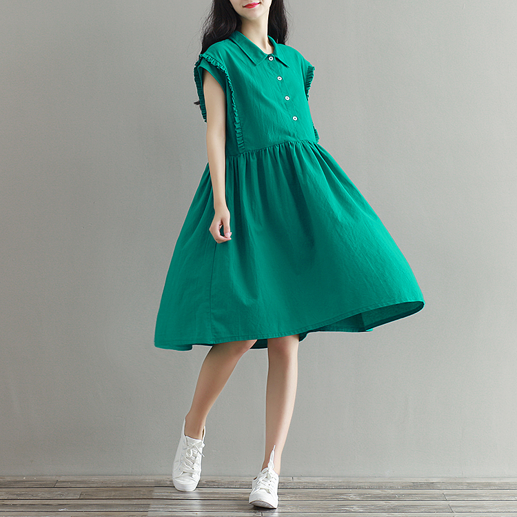 ชุดคลุมท้องสีเขียว