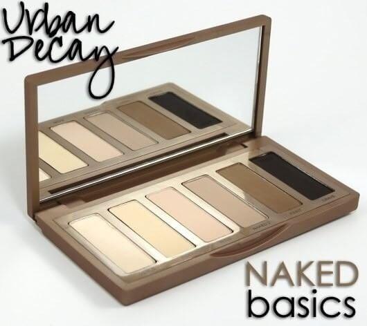 #URBAN DECAY Eyeshadow NAKED Basics