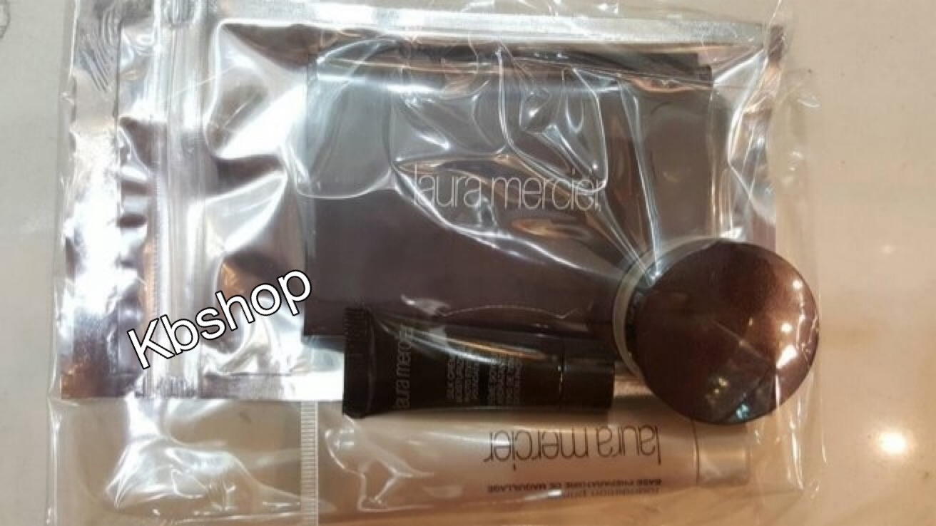 #Laura Mercier Thank You Set 4 ชิ้น