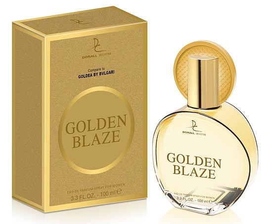 น้ำหอม DORALL COLLECTION GOLDEN BLAZE for women