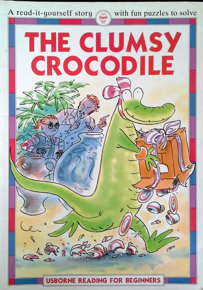 The Clumsy Crocodile