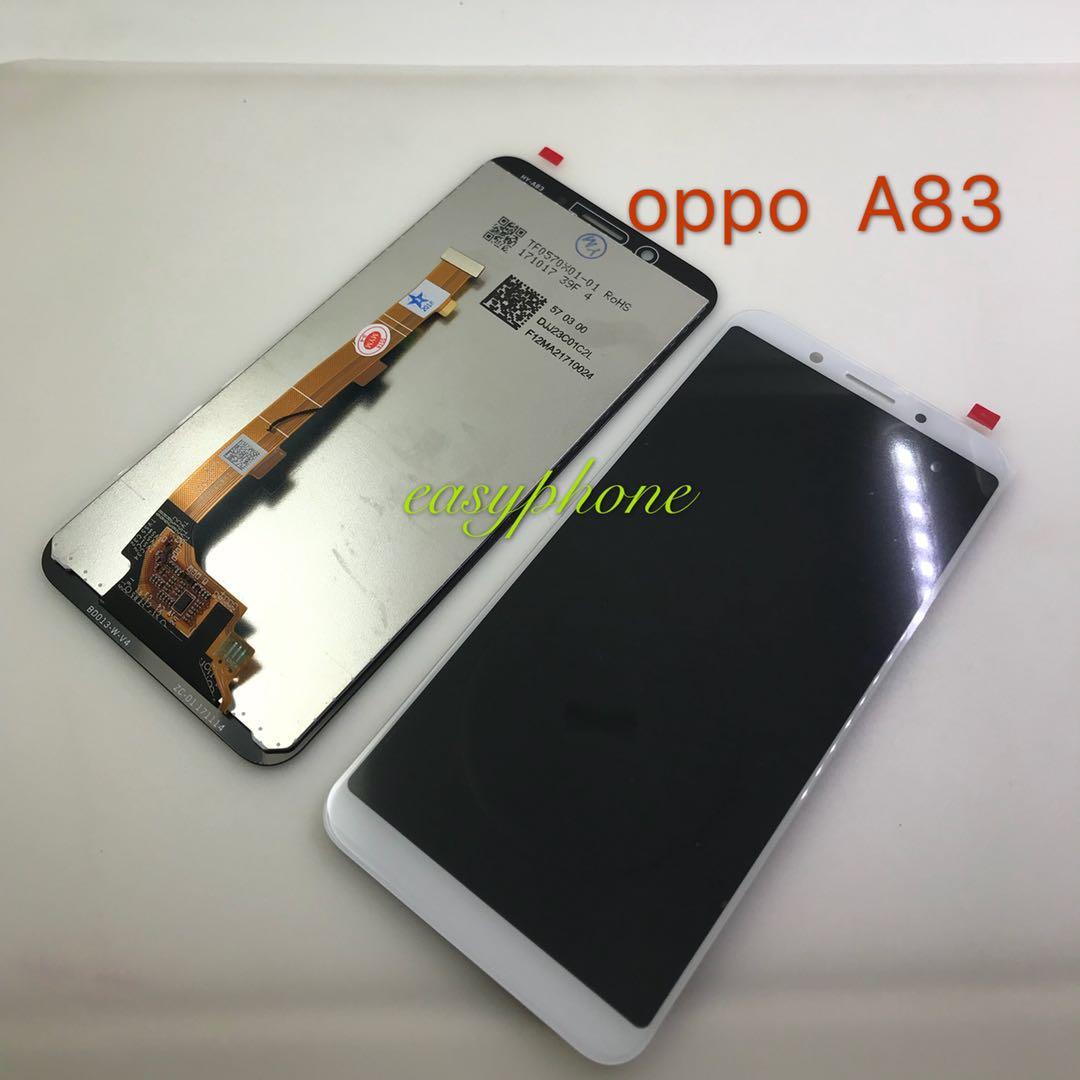 LCD OPPO A83 เป็นจอชุด มีสีดำ ,สีขาว