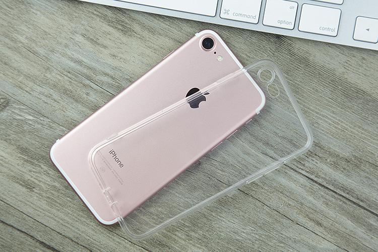 เคสยางใส TPU บาง 0.8 mm - เคส iPhone7 Plus