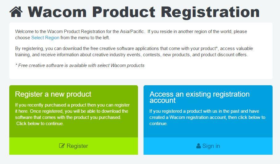 Wacom Intuos กับการ Download Software Bundle ได้ไม่ครบ ต้องทำยังไง