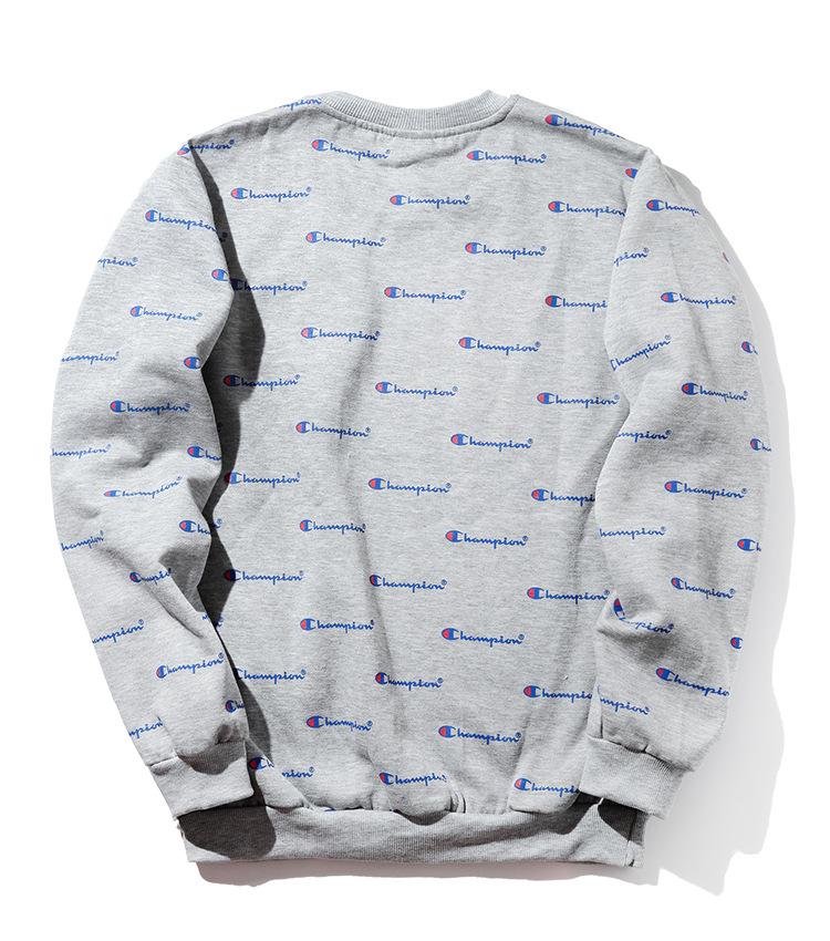 เสื้อ Champion Sweatshirt Logo Print