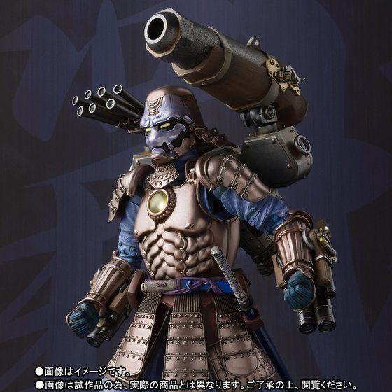 เปิดจอง Meishou Manga Realization Koutetsu Samurai War Machine TamashiWeb Exclusive (มัดจำ 1000 บาท)