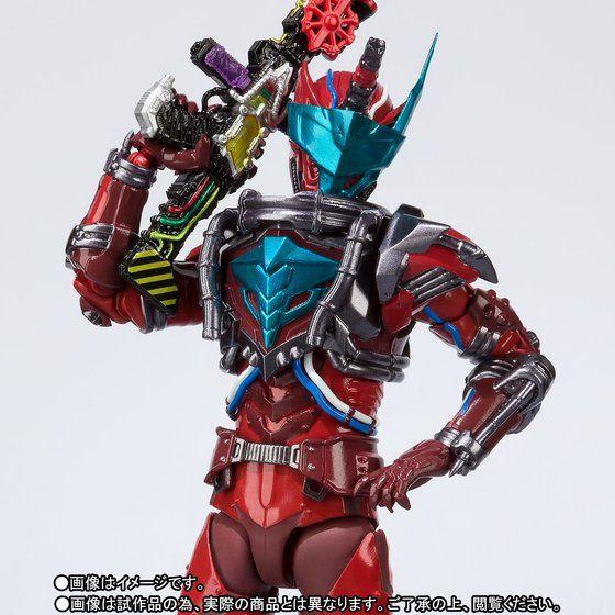 เปิดจอง S.H. Figuarts Kamen Rider Blood Stalk TamashiWeb Exclusive (มัดจำ 500 บาท)