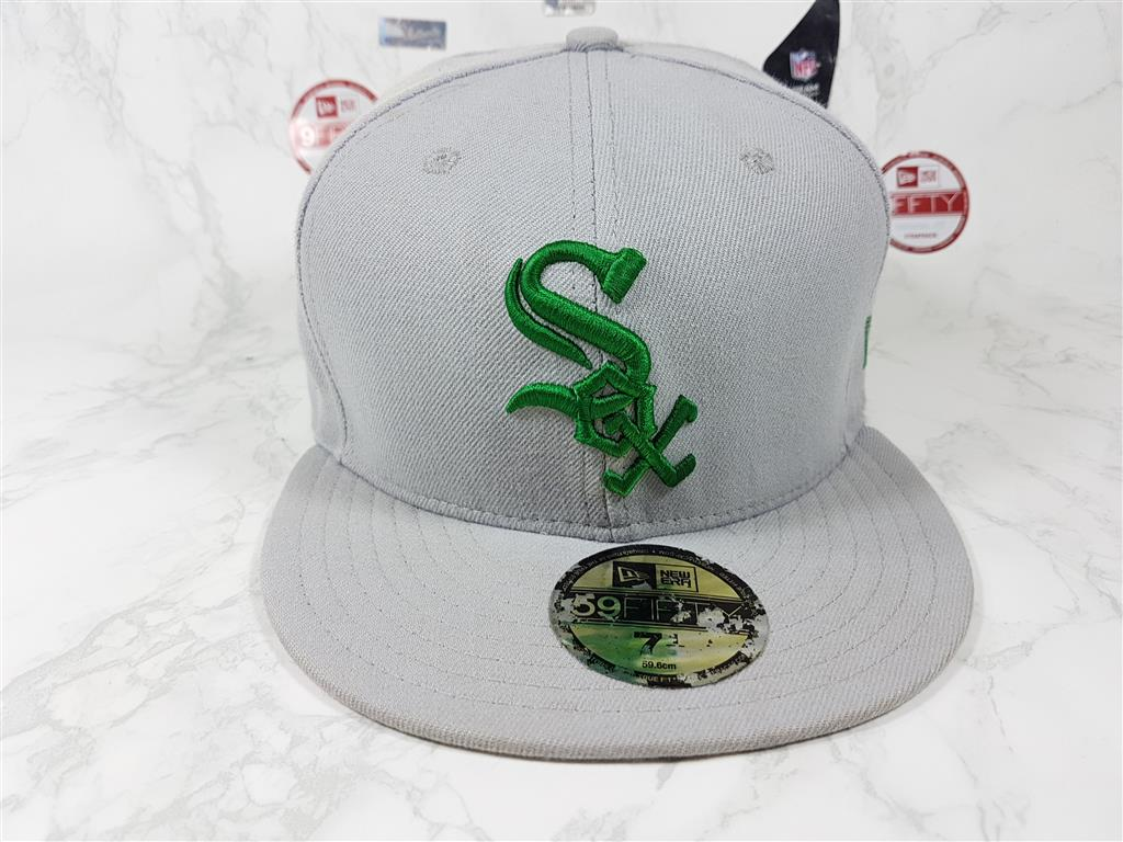 New Era MLB ทีม Chicago White Sox ไซส์ 7 1/2 59.6cm