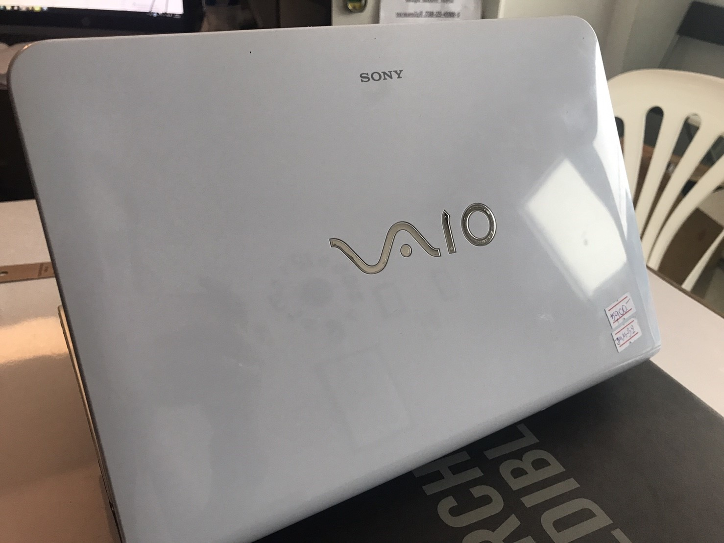 JMM-32 ขาย โน๊ตบุ๊ค Sony Vaio E-Series SVE11135CHW สีขาว