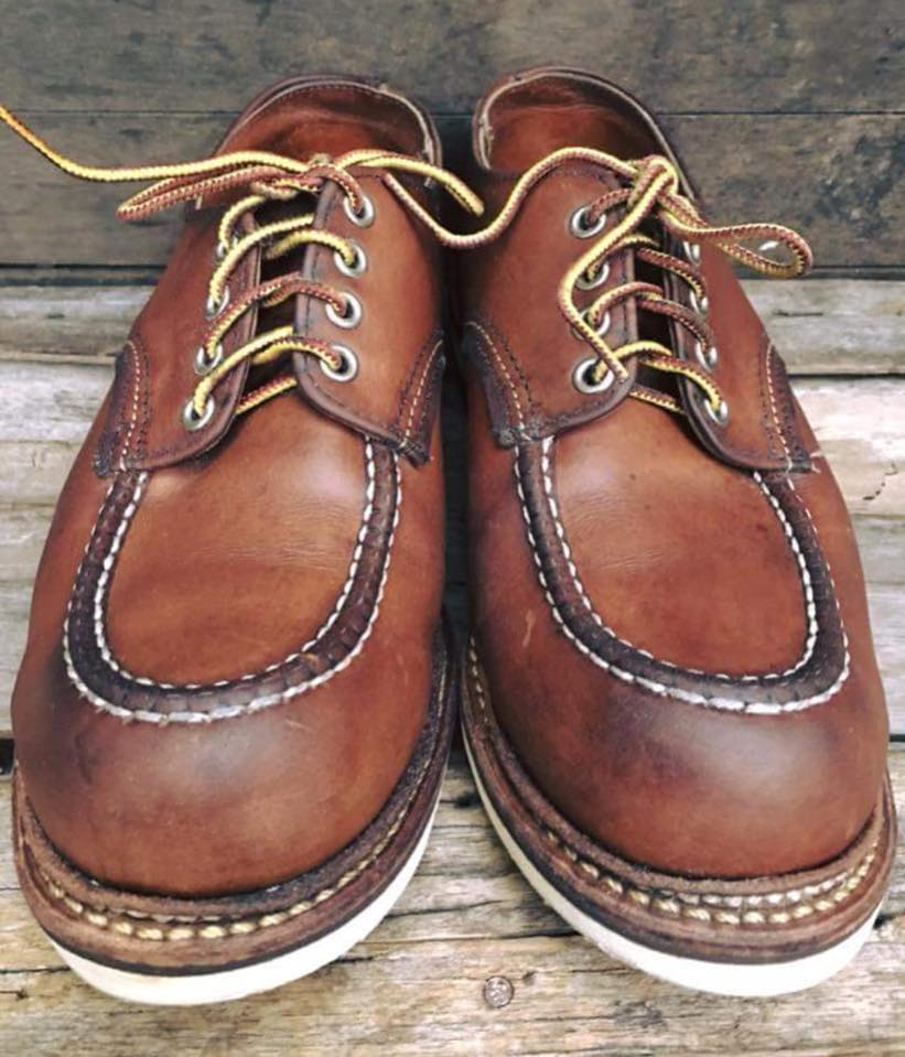 2.Redwing8108 Oxford size 8D