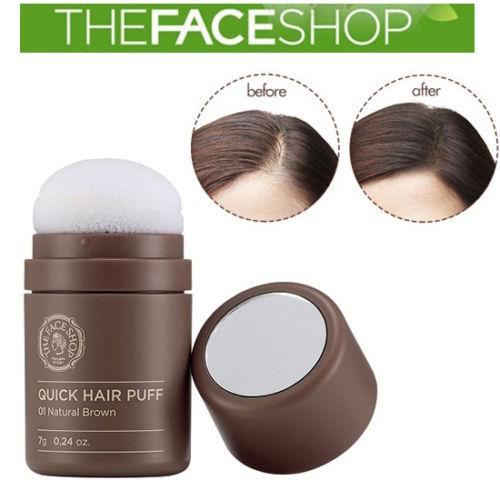 The Face Shop Quick Hair Puff แก้ผมบาง - Hair cushion