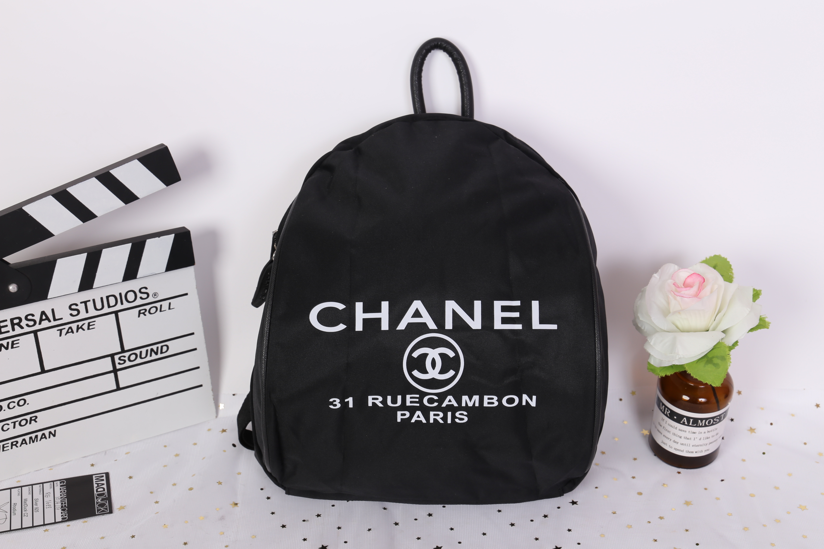 21d4e277f65e7b Chanel VIP Gift Rue Cambon Backpack - OutletBagStore : Inspired by ...