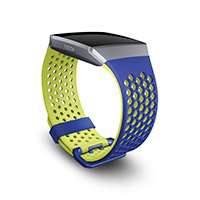 Ionic Cobalt / LIME SPORT Sports Dramatic Small