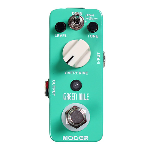 Mooer Green Mile - Overdrive pedal