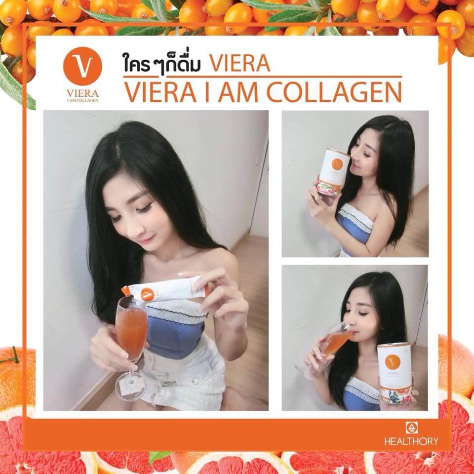 Viera Collagen, วีร่าคอลลาเจน, คอลลาเจน, ผิวขาว, คอลลาเจน ที่ดีที่สุด
